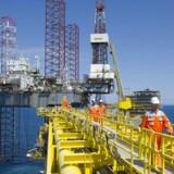 A.P. Møller-Mærsks borerigselskab, Maersk Drilling, fyrer ifølge Houston Business Journal 84 medarbejdere på boreskibet Maersk Viking. Arkivfoto.