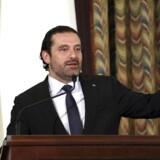 Præsident Aoun synes ikke at acceptere Saad Hariris tilbagetræden og han ser tegn på uærligt spil.