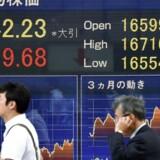 Det japanske bruttonationalprodukt (BNP) voksede i en højere takt end først antaget i første kvartal.