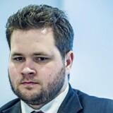 Dansk Folkepartis gruppeformand i Europa-Parlamentet, Anders Vistisen.