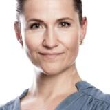Gertrud Højlund, journalist.