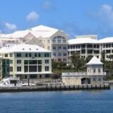 Bermudas hovedstad, Hamilton