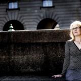 Rikke Hvilshøj er direktør i Dansk IT og mener, at der er grund til bekymring over regeringens initiativ til at overvåge familiers personlige data for at kunne hjælpe socialt udsatte børn. Hun frygter, at initiativet kan trække store veksler på tilliden til det offentlige. Arkivfoto.