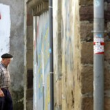 Den baskiske separatistgruppen ETA er endelig klar til at overdrage våbnene til myndigheder. Dermed er 40 års væbnet kamp for en uafhængig baskisk stat i Nordspanien og Sydfrankrig endegyldig slut. Arkivfoto. Reuters/Pablo Sanchez