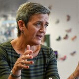 MArgrethe Vesterager ,/ AFP PHOTO / JOHN THYS