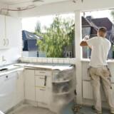 Næste år vil mange danskere gerne renovere deres bolig, men der er stor sandsynlighed for, at de ikke lægger budget.