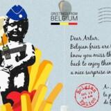 Europol har udsendt en serie humoristiske postkort, der har til formål at fælde de 21 værste kriminelle i Europa.