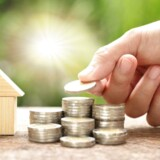 Arkivfoto. De rekordlave renter betyder, at boligejere ikke mærker de stigende bidragssatser. Den samlede ydelse på realkreditlån er faldet.