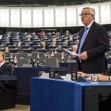 Der er endnu ikke gjort tilstrækkelige fremskridt i forhandlingerne om den britiske exit fra EU. Sådan lyder budskabet fra både EU-Kommissionens formand, Jean-Claude Juncker (billedet), og EU's chefforhandler, Michel Barnier, tirsdag i en brexit-debat i Europa-Parlamentet i Strasbourg.