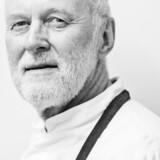 Erwin Lauterbach er kok på Restaurant Lumskebugten på Esplanaden i København. Fotograferet til Svar udbedes.