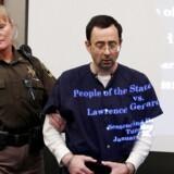 For en uge siden blev 54-årige Nassar idømt mellem 40 og 175 års fængsel ved retten i Michigan for sine overgreb.