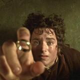 I filmatiseringen af »Ringenes Herre« er det skuespilleren Elijah Wood, der som den modvillige helt Frodo er sendt på en mission for at redde den gode del af menneskeheden. Frodo skal destruere en almægtig ring, men han tøver med at afgive magten i det afgørende øjeblik. PR-foto