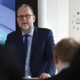Energi-, forsynings- og klimaminister Lars Chr. Lilleholt (V) er stadig optimistisk om, at Danmark har fordoblet sin energieksport i 2030. De seneste år er der dog ikke sket meget på det vigtige område.