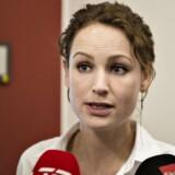 Pernille Skipper, politisk ordfører for Enhedslisten.