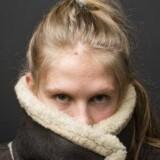 Offer for hævnporno Emma Holten mener, at nyt politisk udspil er med til at fastslå, at man har ret til at tage nøgenbilleder. Foto: Polfoto/Janus Engel
