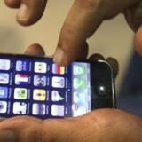 Apple har ulovligt brugt Nokia-ejet teknologi i stort set alle sine produkter, siger den finske mobilgigant, der nu udvider retssagen mod Apple. Foto. Scanpix