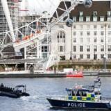 Umiddelbart efter angrebet standsede politiet pariserhjulet London Eye og alle nærliggende forlystelser. Det ramte to danske 8.-klasser.