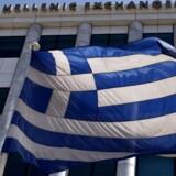 IMF forudser, at Grækenland i det lange løb kun vil have en årlig økonomisk vækst på knap 1,0 procent på grund af de begrænsninger, som låneprogrammerne påfører landet.