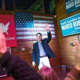 Marco Rubio siger selv, at han griner af det hele, men offentligheden har ikke set mere til de fine, nye støvler, som har sendt præsidentkandidatens valgkamp på hælene.