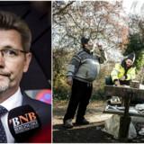 Overborgmester Frank Jensen mener, at for mange migranter kommer til Danmark og København for at ernære sig som flaskesamlere.