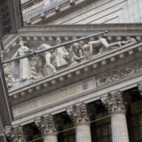 Arkivfoto. Bank of America er blevet den første blandt branchegiganterne på Wall Street til at udpege den irske hovedstad Dublin som ny hovedadresse for sin forretning i EU.