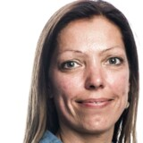 Gitte Holtze, journalist.