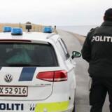 Politi undersøger anmeldelse om kvindelig ved Amager. Politiet har mandag modtaget en anmeldelse om et kvindelig i vandet ud for det sydvestlige Amager. I farvandet udfor har man søgt efter den savnede Kim Wall.Se RB kl.18.57 (Foto: Mathias Øgendal/Scanpix 2017). (Foto: /Scanpix 2017)
