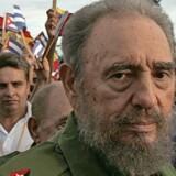 Fidel Castro, her på Cuba i 2006, blev til trods for sine misgerninger dyrket af den europæiske venstrefløj.Foto: Adalberto Roque