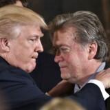 Donald Trump vil fjerne Stephen Bannon fra posten som chefstrateg.