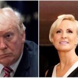 Donald Trump har på Twitter angrebet den kvindelige studievært Mika Brzezinski og hendes to kollegaer.