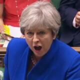 Uenigheder i det britiske kabinet spænder ben for forhandlingerne om brexit, siger tidligere britisk topdiplomat. Scanpix/Ho