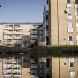 Arkivfoto: Gadelandet i Husum er et af områderne, man kan finde på regeringens ghetto-liste.
