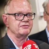 Forbundsformand for Socialpædagogerne, Benny Andersen.