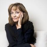 Portræt af Filminstruktøren Anne Wivel, som tidligere har lavet en dokumentar om sin mand Svend Aukens sygdomsforløb og død.