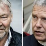 Villum Christensen (LA) og John Dyrby Paulsen (S) skal dele borgmesterposten i Slagelse og tager efter planen to år hver.