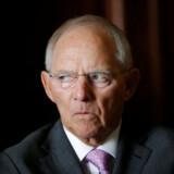 Wolfgang Schäuble bliver ny formand for den tyske regering, ifølge nyhedsbureau.