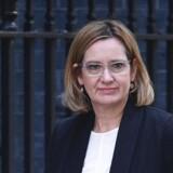 Arkivfoto: Den britiske indenrigsminister, Amber Rudd siger at Storbritannien forbliver en stærk partner for EU - både i forsvar og i økonomi.