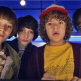 »Stranger Things« er en kæmpe succes på Netflix - men er det plagiat?