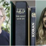 Thomas Hoffmann og Tina Magaard er to af bidragsyderne til debatten om dansk islamforskning.