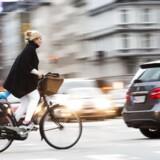 Antallet af cykelulykker har ligget stabilt de seneste år.