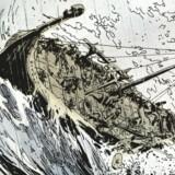 I »Thorgal-krøniken 3« slipper guderne slipper deres vrede løs på vikingerne.