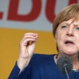 Flygtningeskeptiske EU-lande skal ikke have lov til at betale 'løsepenge' for at undgå aftale om kvotefordeling fra 2015, siger den tyske kansler Angela Merkel
