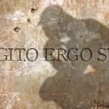 Cogito Ergo Sum. Et latins udsagn: Jeg tænker, derfor er jeg. Foto: Ritzau/Scanpix