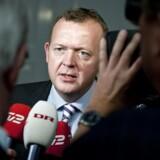 Danmark står med et godt udgangspunkt, så 2025-reformer handler om rettidig omhu, siger Løkke. (Foto: Keld Navntoft/Scanpix 2016)
