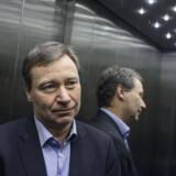 OW Bunkers direktør, Jim Pedersen. Arkivfoto: Kasper Palsnov