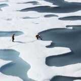 Arkivfoto: Flere af de aftaler, rigsfællesskabet har indgået i Arktisk Råd, er ikke blevet opfyldt, viser ny rapport. Ansvaret er Grønlands, men skyldes næppe ond vilje.
