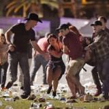 Arkivfoto. Manden bag angreb i Las Vegas, der har kostet mindst 58 livet, har ingen forbindelser til terrorgrupper.