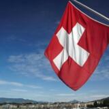 ARKIVFOTO: Den schweiziske økonomi blev sidste år rystet, da landets centralbank valgte at droppe sit valutaloft på schweizerfranc.