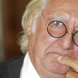 Fem kvinder anklager den amerikanske arkitekt Richard Meier for seksuelle krænkelser. Her ses han i 2005.