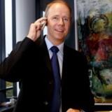»Vi regner med, at den positive udvikling fortsætter også i Danmark,« siger Jesper Brøckner, administrerende direktør for Telia Danmark. Foto: Jan Jørgensen, Scanpix